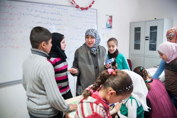 Sala Charity in Turkey