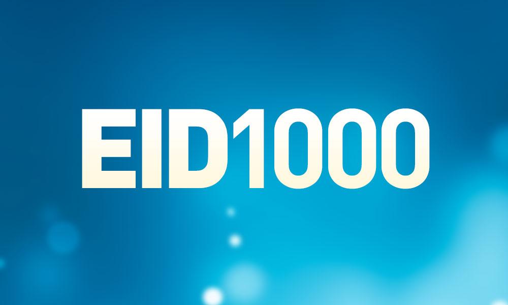 EID 1000